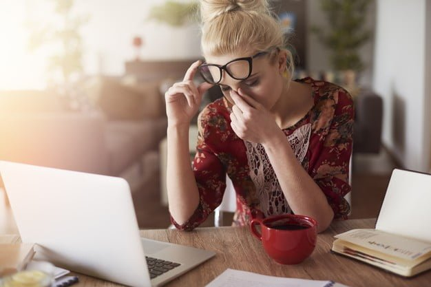 Protecting Your Eyes From Too Much Digital Screen Time